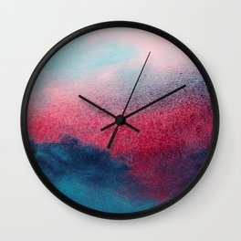 cloud series Wall Clock