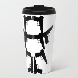 Pistol Robot Travel Mug
