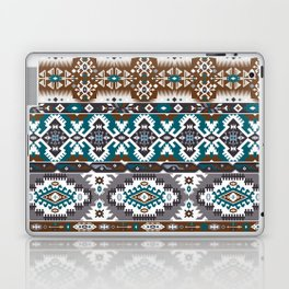 Modern Native American Pattern 5 Laptop & iPad Skin