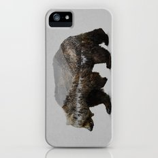 The Kodiak Brown Bear iPhone (5, 5s) Slim Case