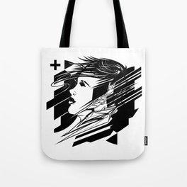 Digital Daze Tote Bag