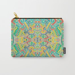 Boho pattern Carry-All Pouch
