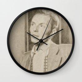 Frank Sinatra by JS Wall Clock