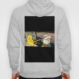 fear and loathing time Hoody