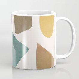 Colorful Shapes II Coffee Mug