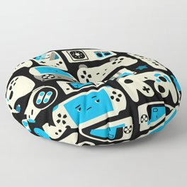 AXOR Heroes - Love For Games Duotone Floor Pillow