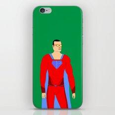 Superman (XII) iPhone & iPod Skin