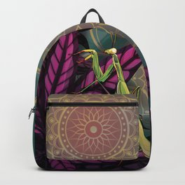 Praying Mantis Backpack