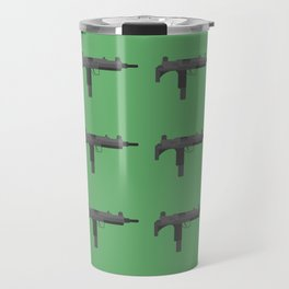 Uzi submachine gun Travel Mug