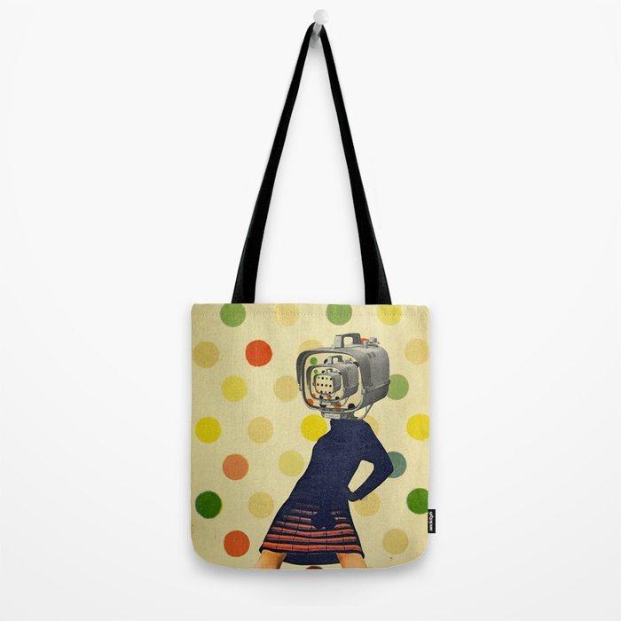 PLATE IX Tote Bag