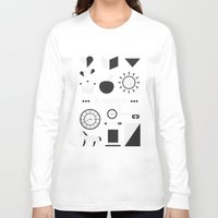 ouat Long Sleeve T-shirts featuring OUAT - A Queen by Redel Bautista