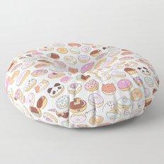 Mmm... Donuts! Floor Pillow