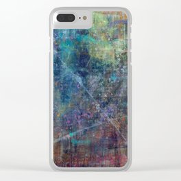 Onions IV Enhanced Clear iPhone Case