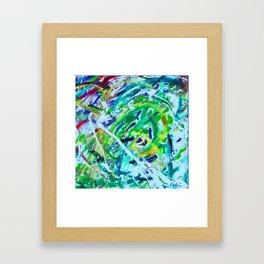 HANDEL: Water Music Symphony       by Kay Lipton Framed Art Print