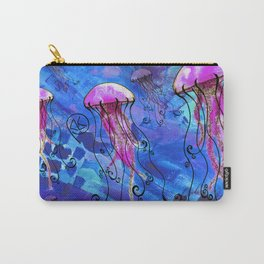 Neptune Jellyfish Carry-All Pouch