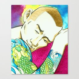 Loverman 08 Canvas Print