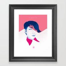 Finally Framed Art Print