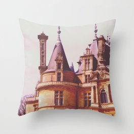 French Chateau Throw Pillow