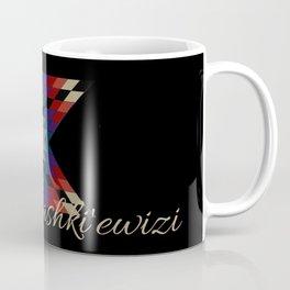 Gashki'ewizi (Black) Coffee Mug