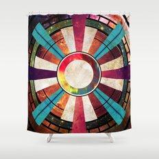 Cosmos MMXIII - 02 Shower Curtain