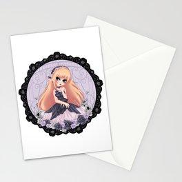 Lolita Doll Stationery Cards