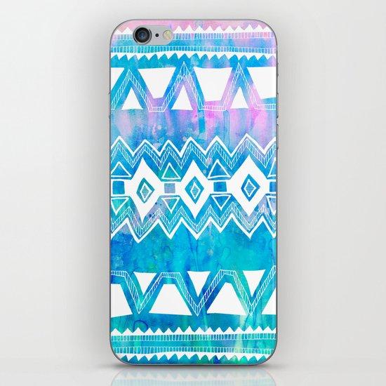 PATTERN {Tribal 002} iPhone & iPod Skin