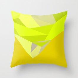 tes Throw Pillow