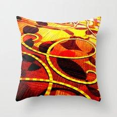 PCP v.28 Throw Pillow
