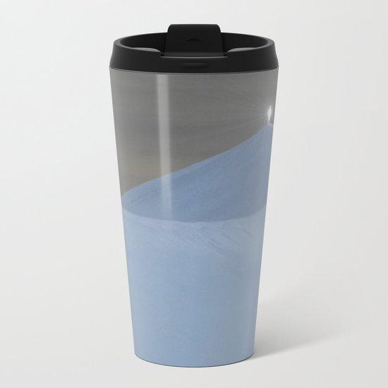 Yes Metal Travel Mug