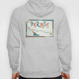 Hermes Special Delivery Service Hoody
