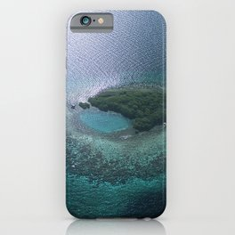 Romantic Hideaway Near Belize iPhone Case