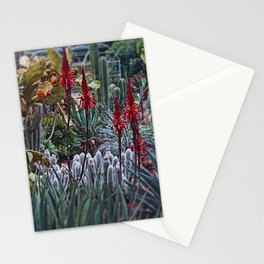 GDN 3 (The upper-class succulent society) Stationery Cards