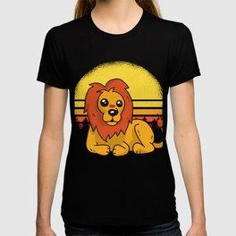 Lion Wilderness T-shirt