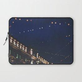 christmas lights ...  Laptop Sleeve