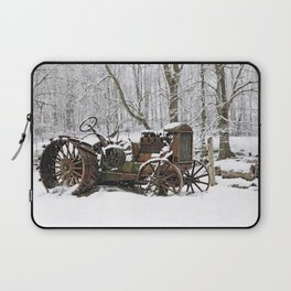 Steel and Snow Laptop Sleeve