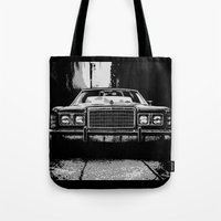 ford Tote Bags featuring Ford by RS4S6