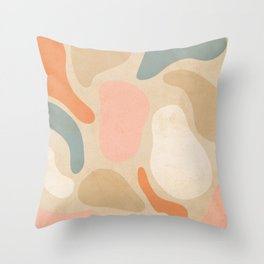 Matisse Pebbles - Stronger together Throw Pillow