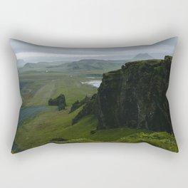Dyrhólaey Rectangular Pillow