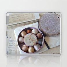 Vintage Sewing Laptop & iPad Skin