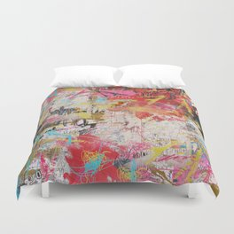 The Radiant Child Duvet Cover