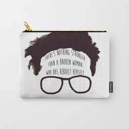 Nanette Carry-All Pouch