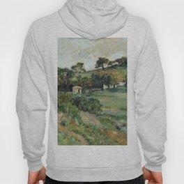 """Paul Cezanne """"Landscape"""", c.1879 Hoody"""