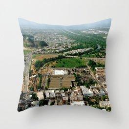 Bayamon Puerto Rico Throw Pillow