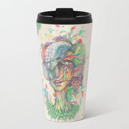 Pops of the Fresh Travel Mug