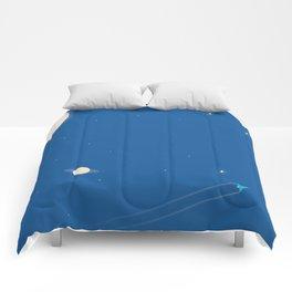 Rocket #2 Comforters