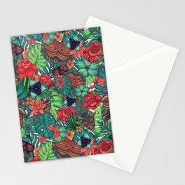 Jungle Tribevibe Stationery Cards