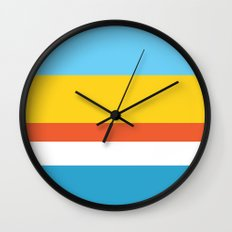 The Color of - MAGGIE Simpsons Wall Clock