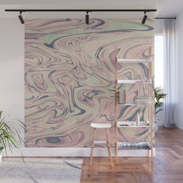 Flurry Marble Wall Mural