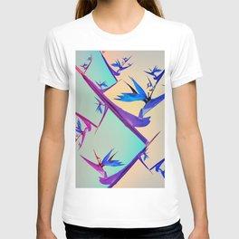 Impossible Floral Paradise 1 T-shirt