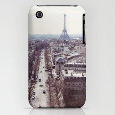 La Tour Eiffel iPhone (3g, 3gs) Slim Case